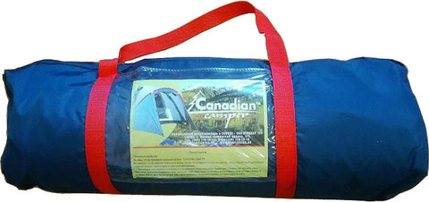Палатка Canadian Camper IMPALA 3, цвет royal, сумка.