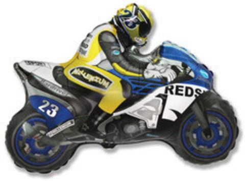 F Мотоцикл (синий), 33