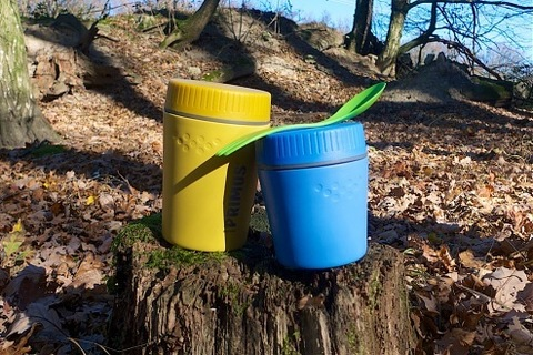 Картинка термос для еды Primus Trailbreak Lunch Jug 550 Blue - 3