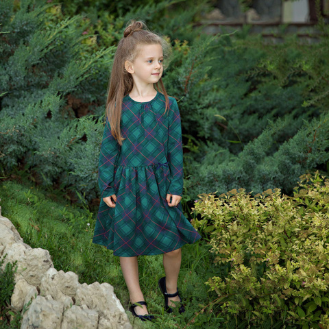 Платье детское (Bossa Nova)