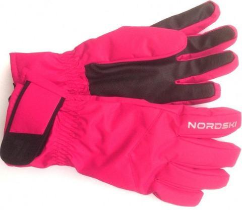 Перчатки Nordski Jr.Arctic Raspberry Membrane детские