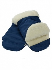 Чудо-Чадо. Муфта-рукавицы Прайм, синие