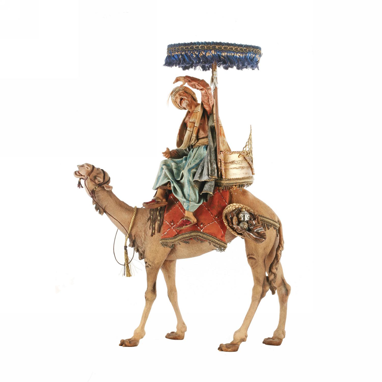 Верблюд Королевский с наездником