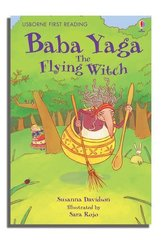 Baba Yaga Flying Witch  (HB)