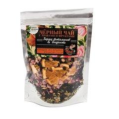 Чёрный чай с травами «Заряд витаминов и Бодрость»™Крымские традиции