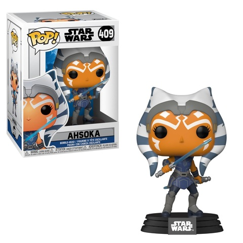 Ahsoka (409) Star Wars Funko Pop! || Асока