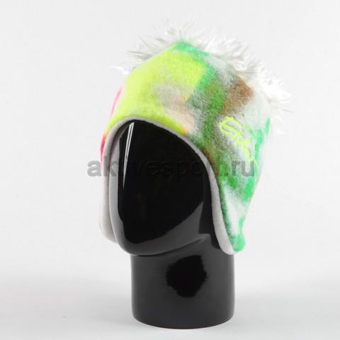 Картинка шапка с ушами Eisbar camo cocker 910 - 1