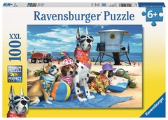 Puzzle No Dogs on the Beach 100pcs