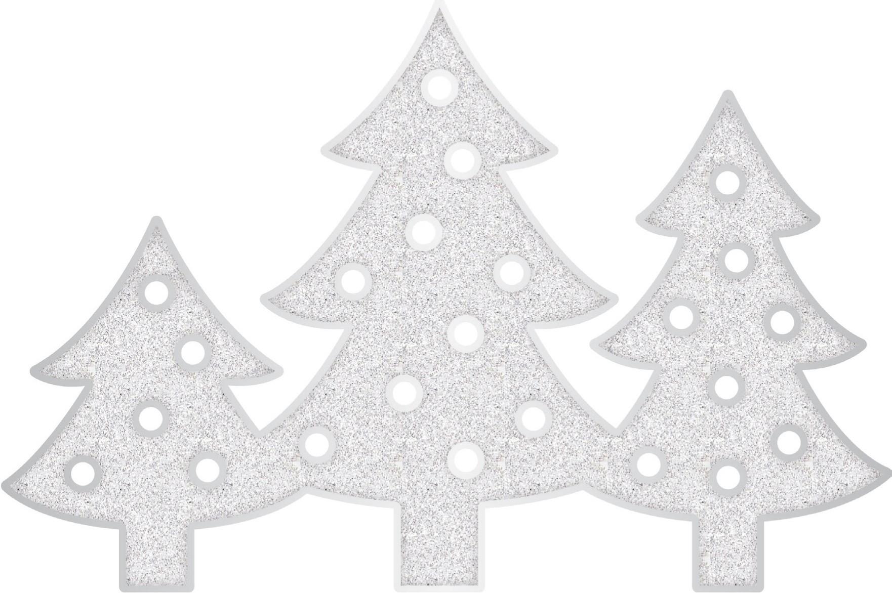 Светильник -декоративные елочки от Heidi Swapp