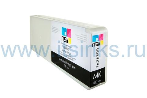 Картридж для Epson 7900/9900 C13T636800 Matte Black 700 мл