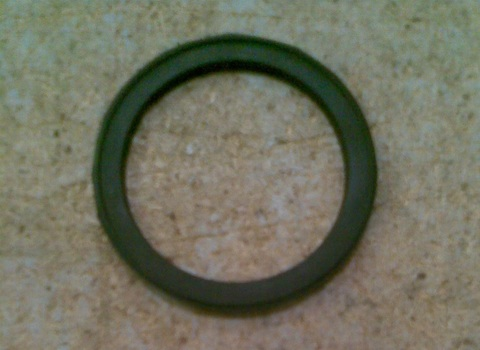25246549 Уплотнение резиновое для диа.52 STEEL PIPE