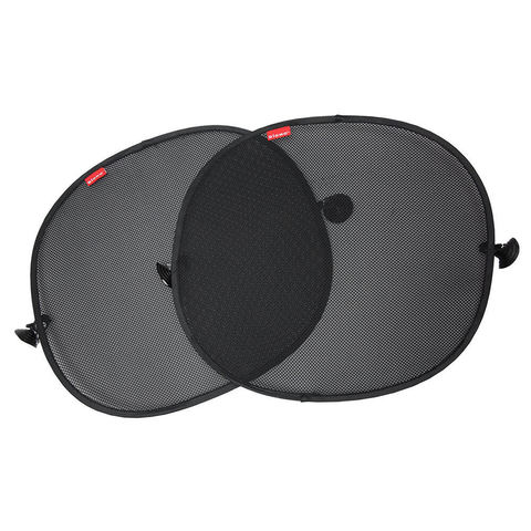Diono Комплект из 2-х шторок Sun Stoppers, черный