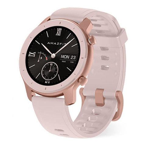Смарт часы Xiaomi Amazfit GTR 42mm (Розовый) Pink
