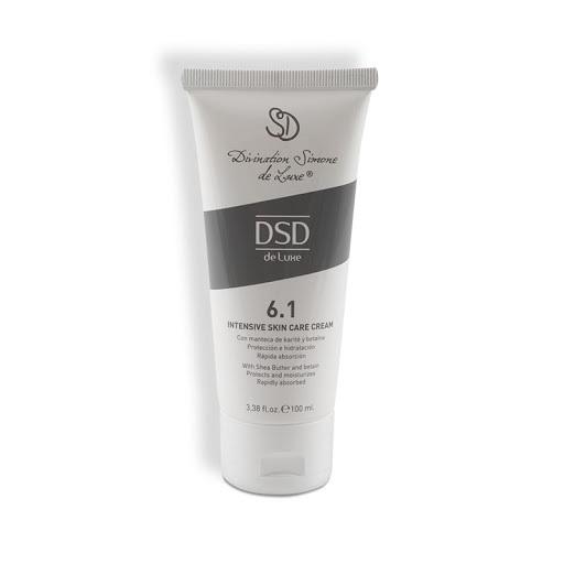Крем для рук DSD De Luxe 6.1 Intensive skin care cream 100мл
