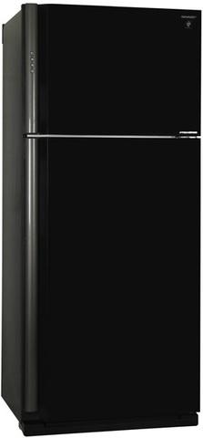 Холодильник с верхней морозильной камерой Sharp SJ-XP59PGBK