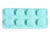 """6549 FISSMAN Форма для льда и шоколада """"Куглые зверята"""" 22x10,5x2,8 см,"""