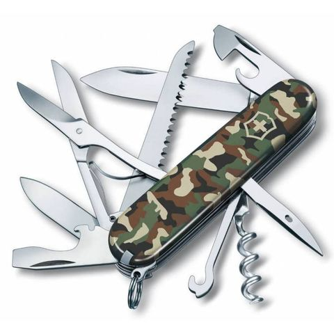 Нож перочинный Victorinox Huntsman (1.3713.94) 91мм 15функций камуфляж