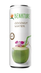 Вода кокосовая Benature ж/б 250мл