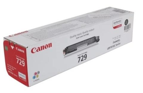 Оригинальный картридж Canon 729Bk 4370B002 черный