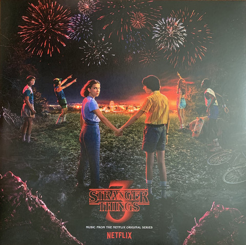 OST – Stranger Things 3: (Music From The Netflix Original Series)