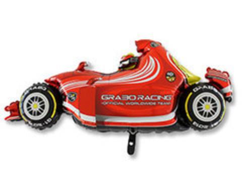Г Фигура Машина гоночная красная, 49