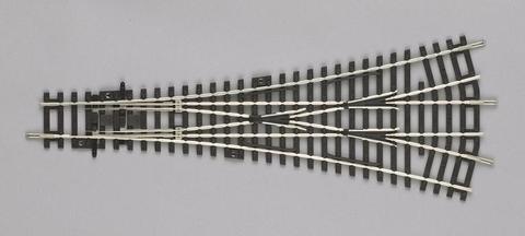 W3: Тройная стрелка - Симметричная 2х15°, A-Gleis