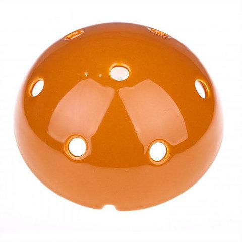 Чашка потолочная керамическая (Оранжевый)