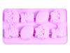 """6553 FISSMAN Форма для льда и шоколада """"Пасхальный кролик"""" 20,8x10,8x1,8 см,"""