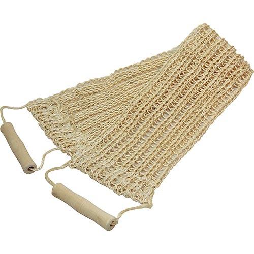 Мочалка из сизаля мелкой вязки Макси