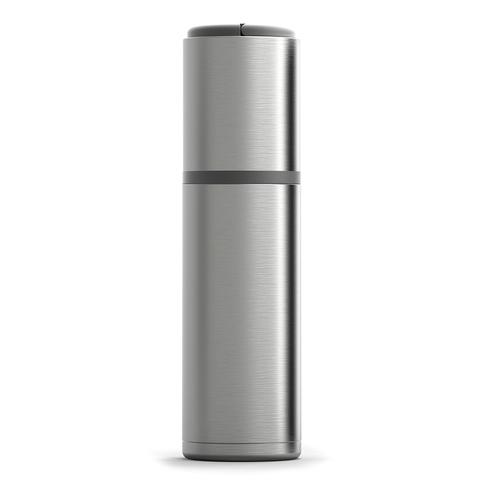 Термоконтейнер для вина Asobu Vin blanc, стальной