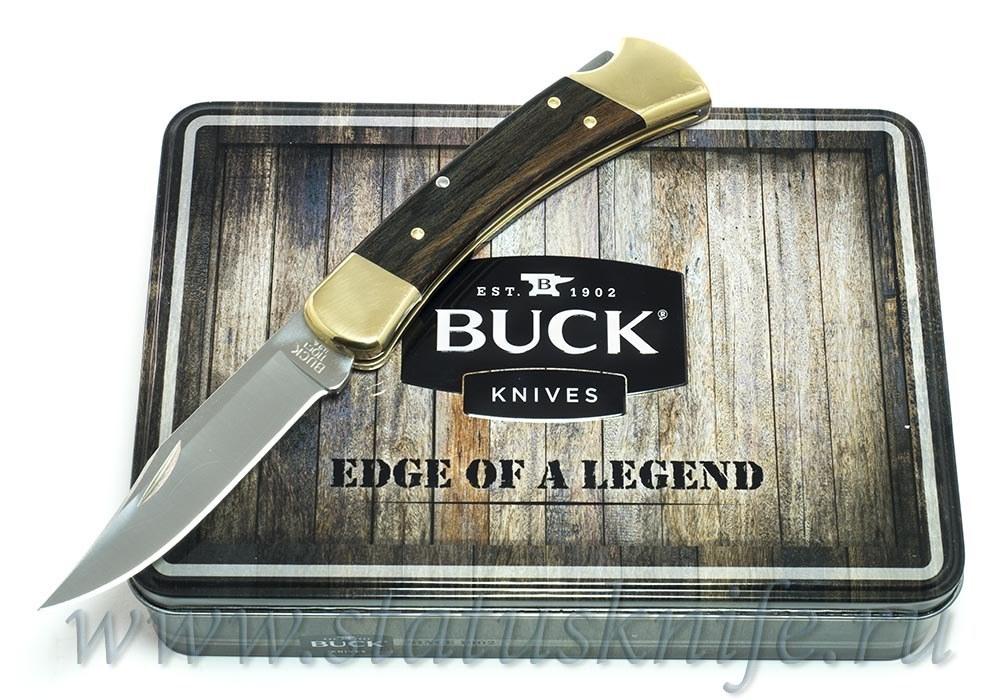 Нож BUCK Folding Hunter 110 ПОДАРОЧНЫЙ