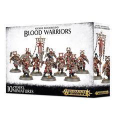 Blood Warriors