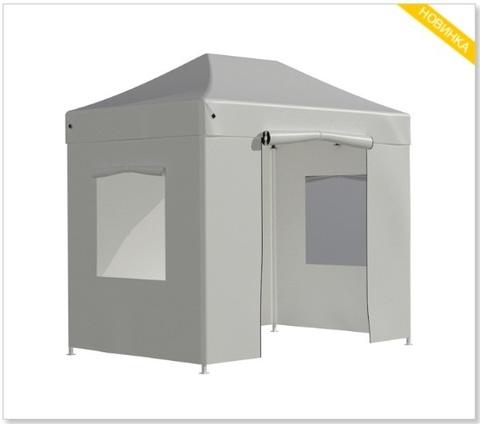 Тент-шатер быстросборный Helex 3x2х3м полиэстер белый