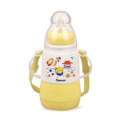 7953 FISSMAN Термобутылочка для кормления с соской 150 мл