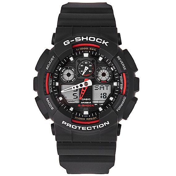 Часы наручные Casio GA-100-1A4ER