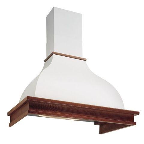 Кухонная вытяжка Falmec Classic IRIS MALIZIA Walnut White 90