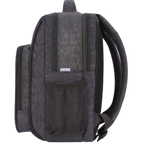 Рюкзак школьный Bagland Школьник 8 л. хаки 901 (0012870)
