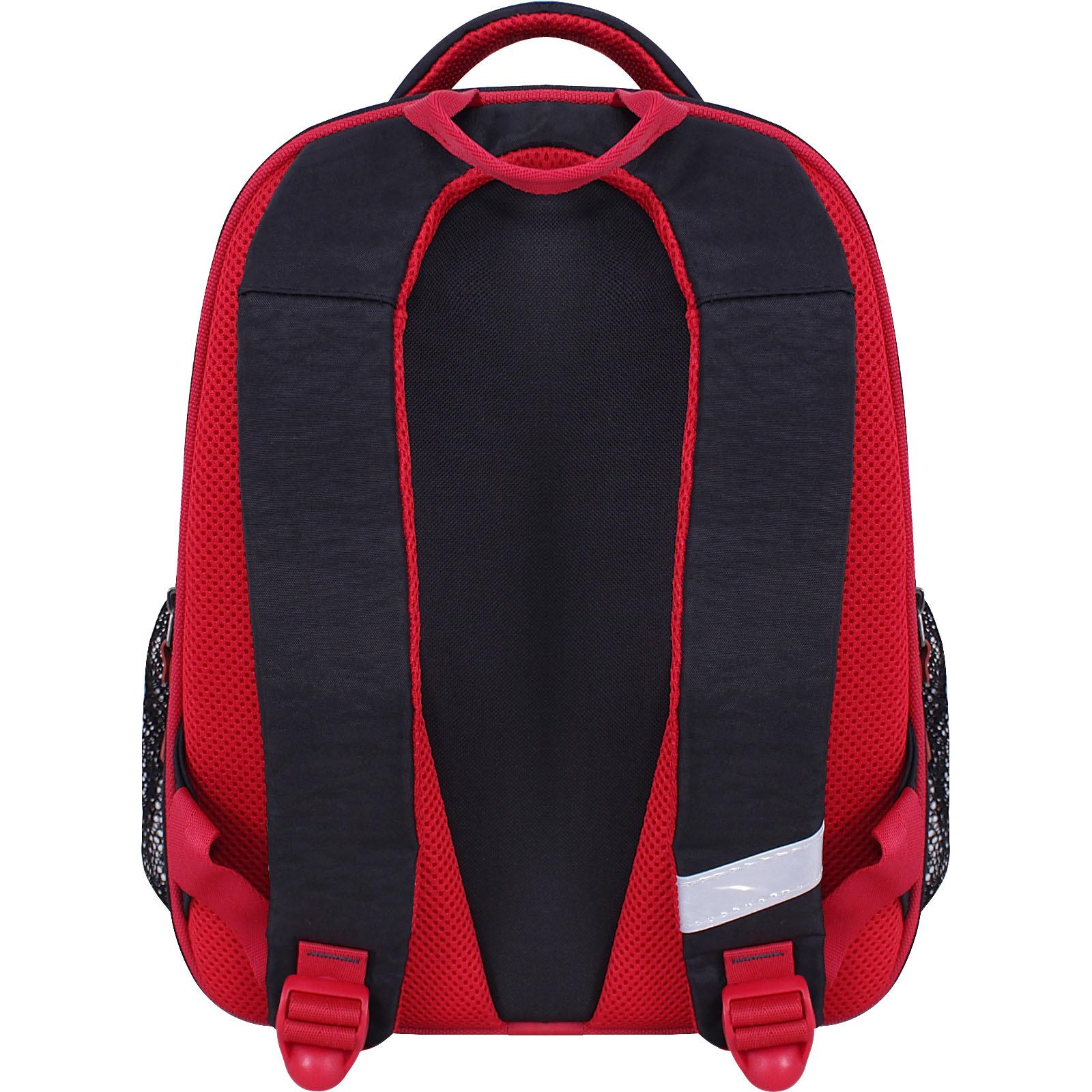 Рюкзак школьный Bagland Отличник 20 л. черный 660 (0058070)