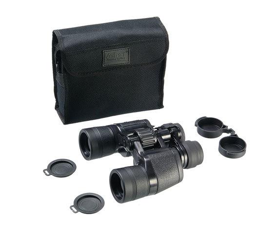Бинокль Veber zoom 8-18x40 черный - фото 4