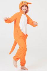 "Детская пижама-кигуруми ""Кенгуру"""