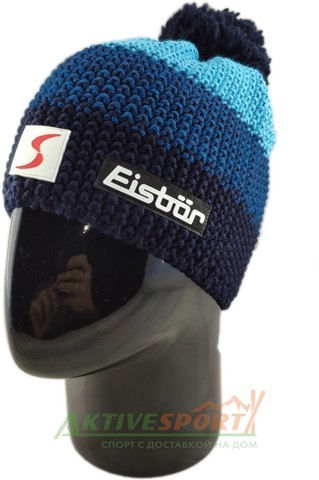 Картинка шапка Eisbar star pompon sp 824 - 1