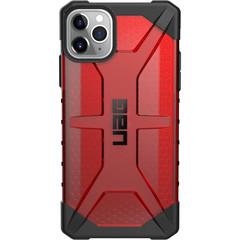 Чехол Uag Plasma для iPhone 11 Pro MAX красный (Magma)