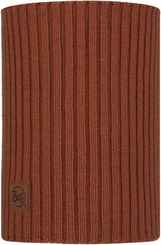 Модный шарф-труба Buff Neckwarmer Knitted Comfort Norval Rusty фото 2