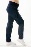 Спортивные брюки для беременных 08626 синий