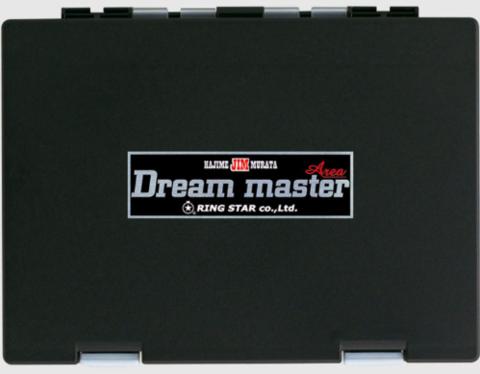 Коробка под блесна RING STAR DREAM MASTER AREA DMA-1500SS BLACK