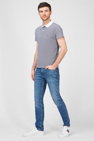 Мужские синие джинсы CORE STRAIGHT DENTON BOSTON Tommy Hilfiger