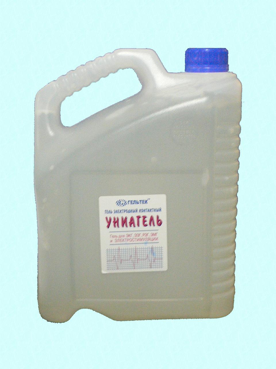Униагель, гель ЭКГ,  5 кг