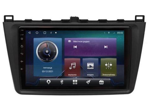 Mагнитола Mazda 6 (07-12) Android 10 4/64GB IPS DSP 4G модель CB-2078TS10