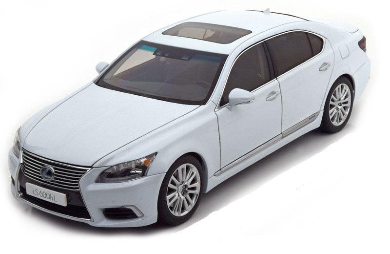 Коллекционная модель Lexus LS 600H L 2013