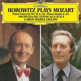 Vladimir Horowitz, Carlo Maria Giulini, Orchestra Del Teatro Alla Scala / Mozart: Piano Concerto No. 23, Piano Sonata No. 13 (LP)